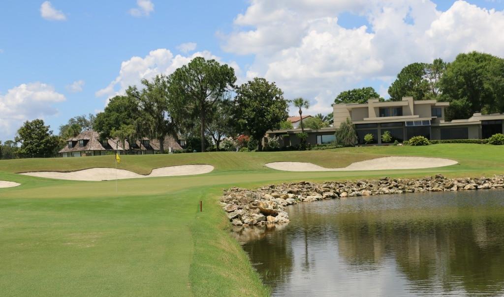 golf holes