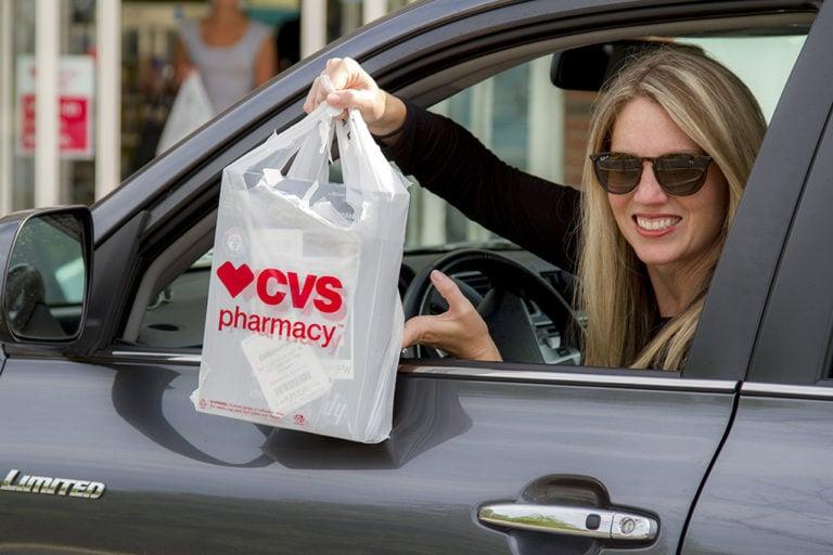 CVS Curbside Pickup, Errands Made Easy