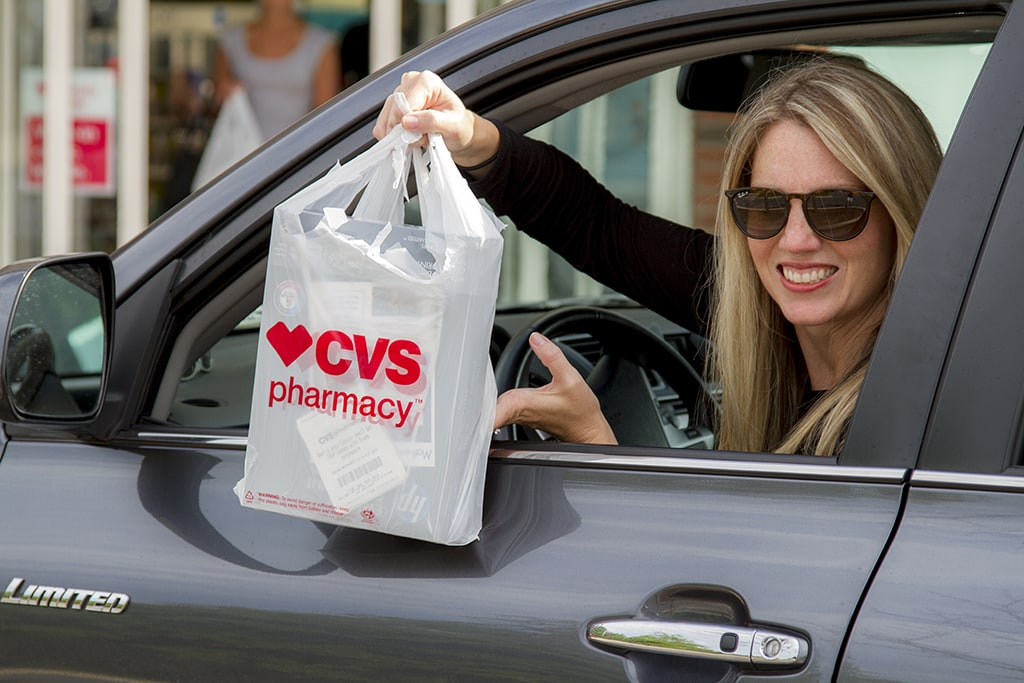 CVS Curbside Pickup