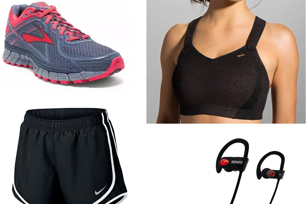 womens running gear
