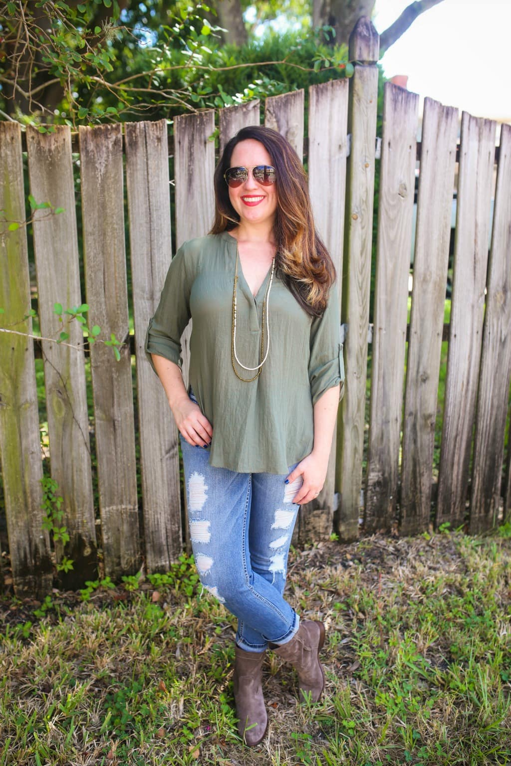 olive-green-tunic