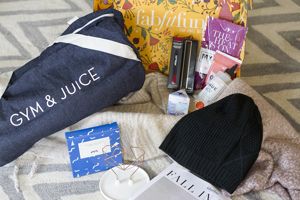What S In The Fall Fab Fit Fun Box Take Time For Style
