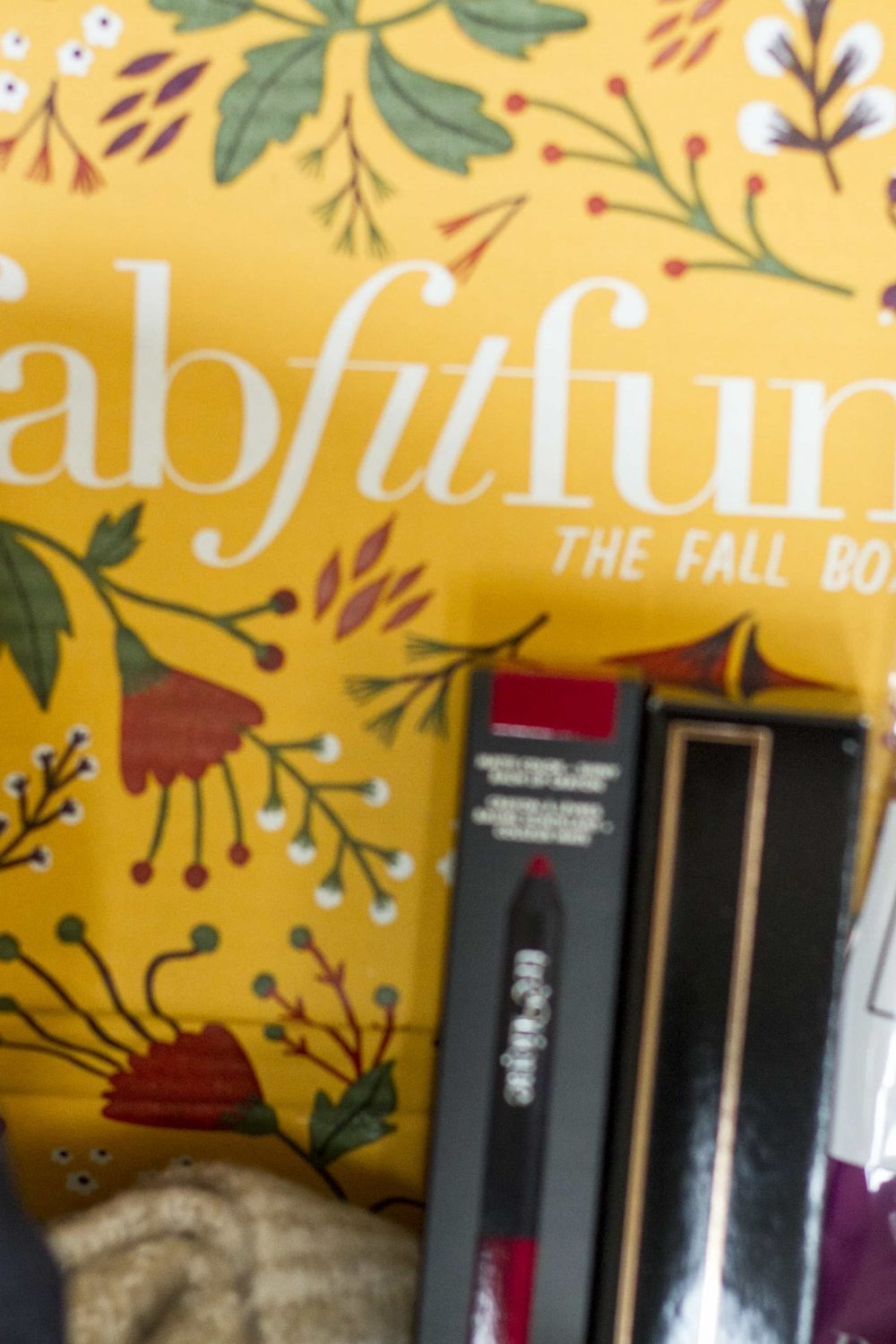 Fall Fab Fit Fun Box