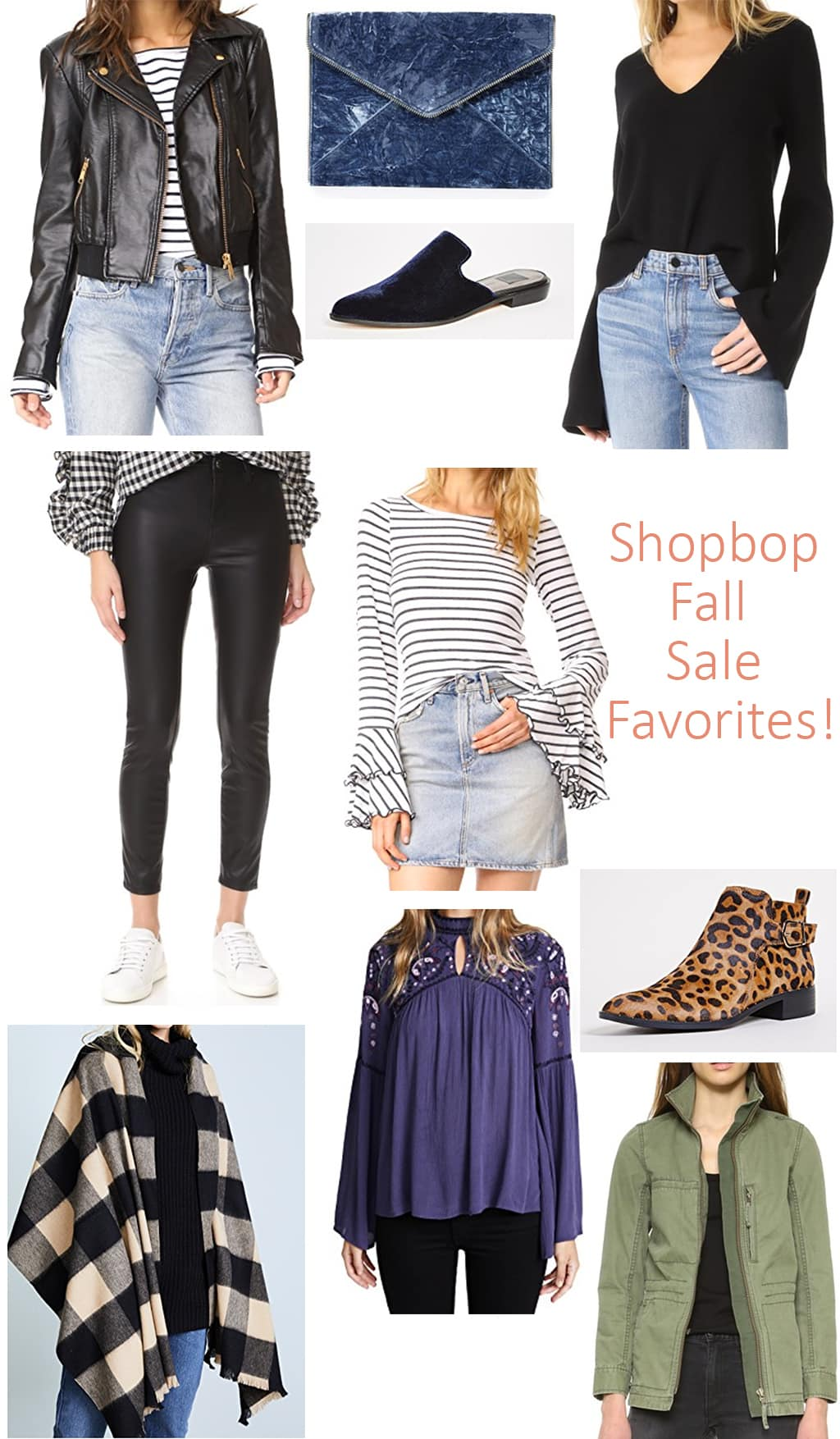 Shopbop Fall Must Haves