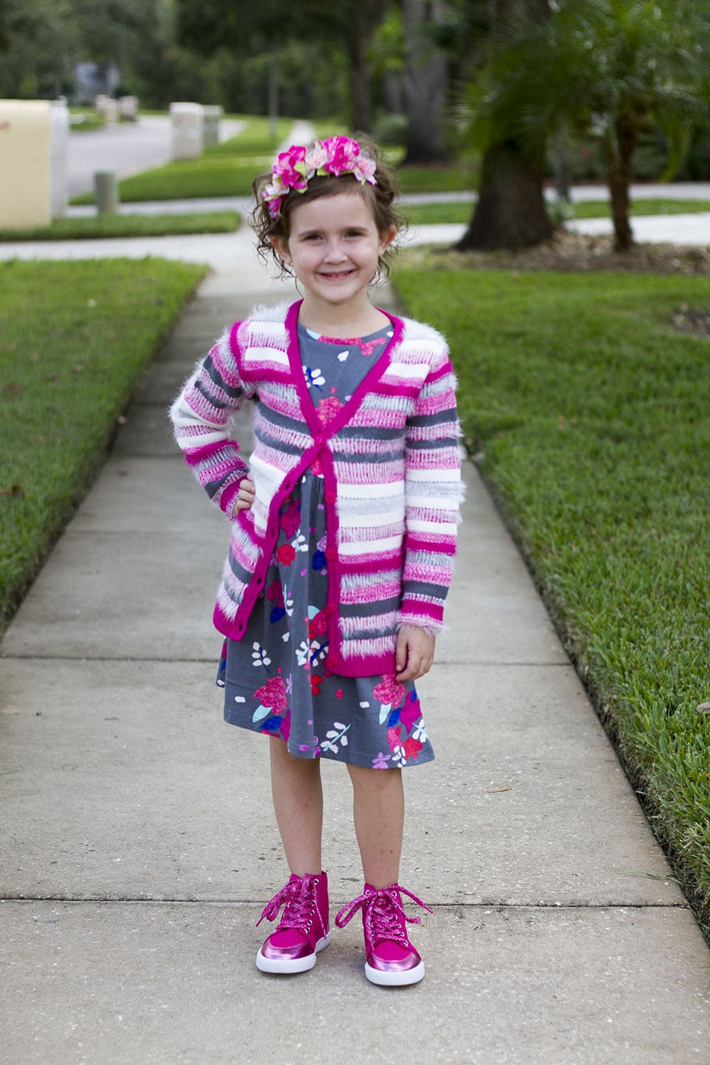 Updating Kids Fall Clothes
