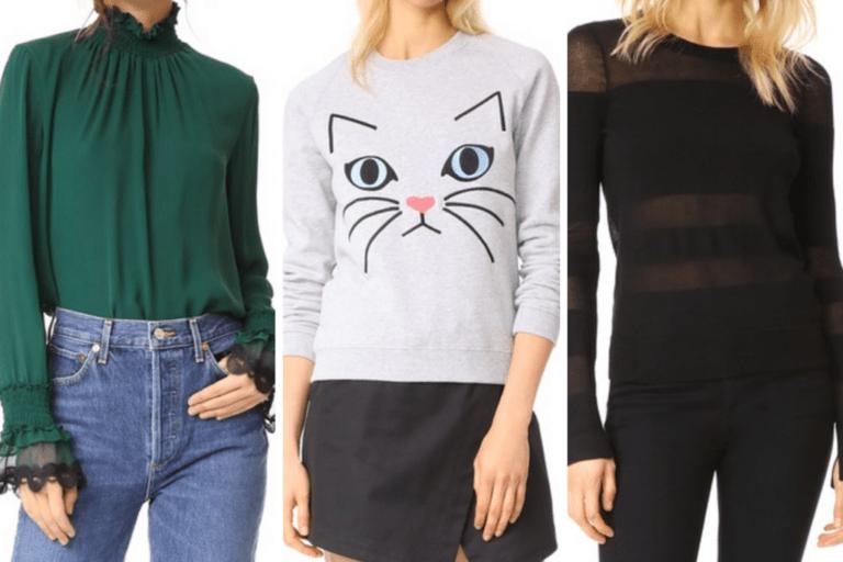 Shopbop Cozy Fall Favorites