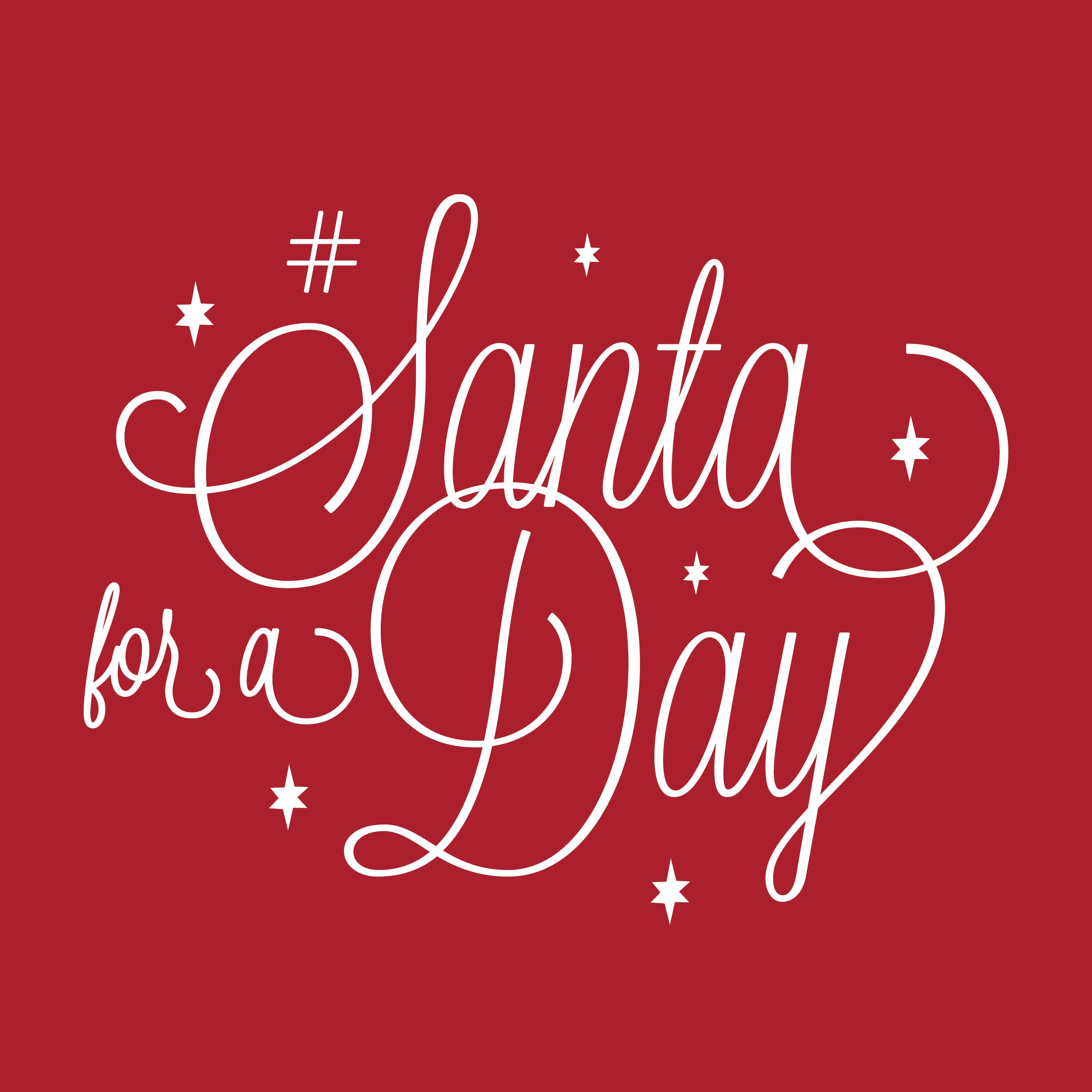 #SantaForADay Lands' End gift card giveaways