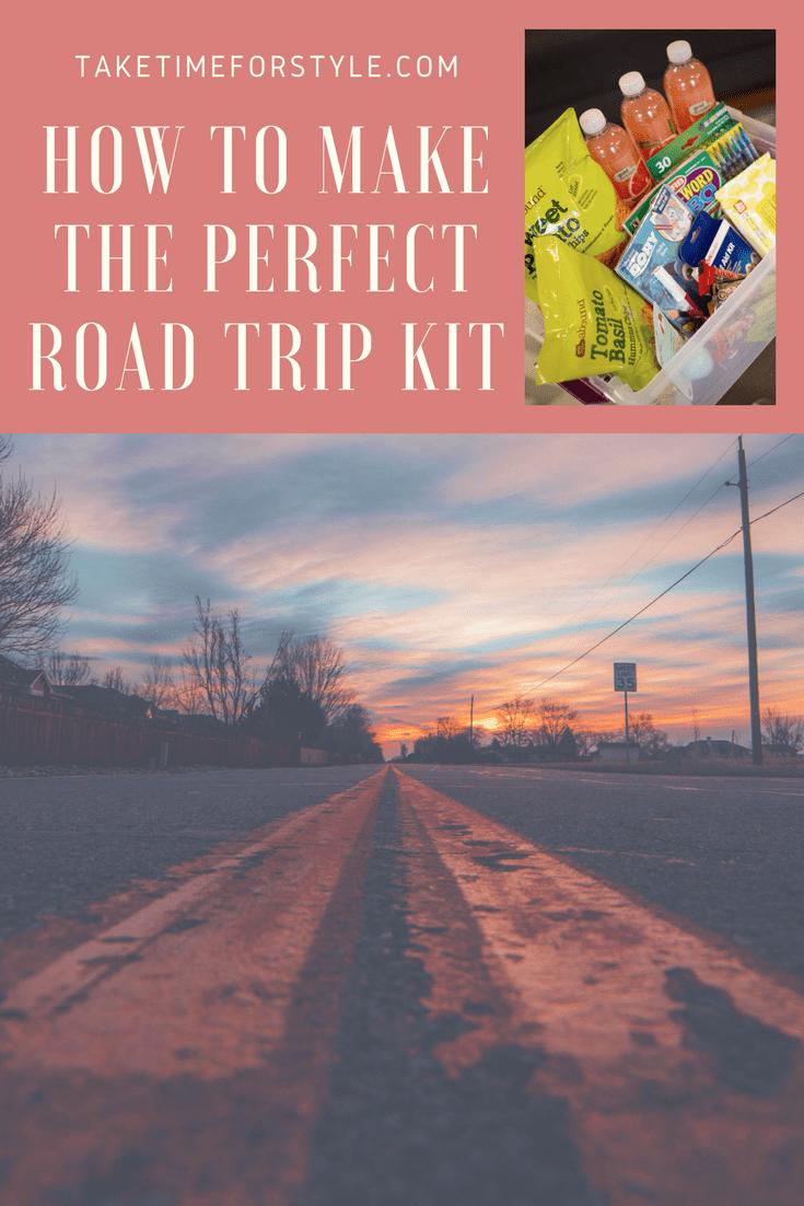 Thanksgiving Road Trip Kit