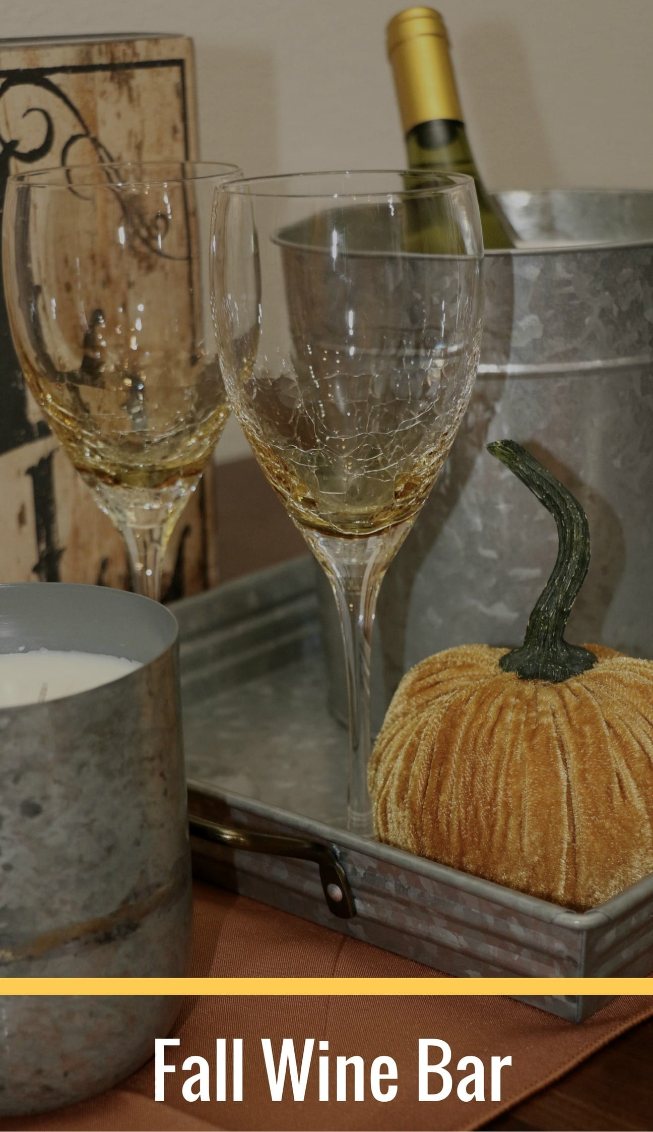 fall wine bar