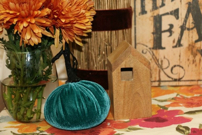 Easy Fall Centerpiece with Hearth & Hand