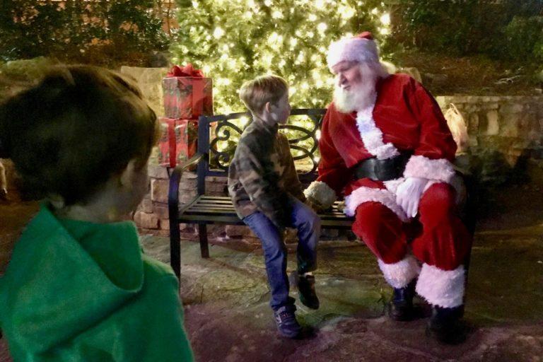 Lands' End Gift Card Giveaways: #SantaForADay