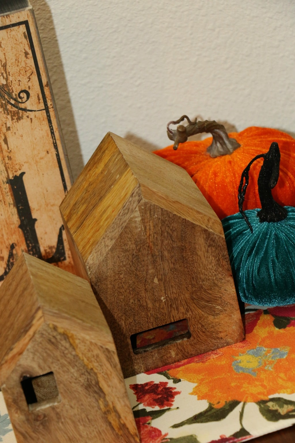 wood nesting boxes
