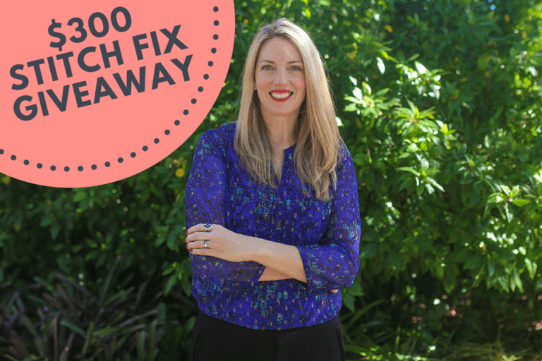 Stitch Fix Holiday Style and $300 Giveaway