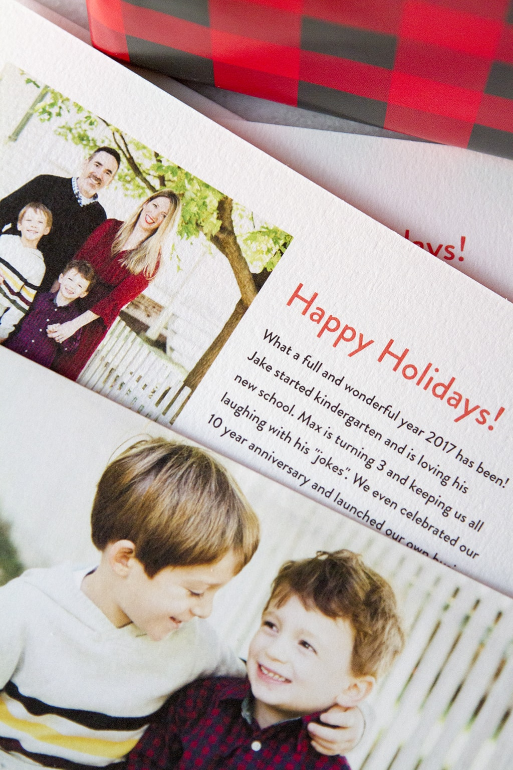 Minted Family Holiday Cards