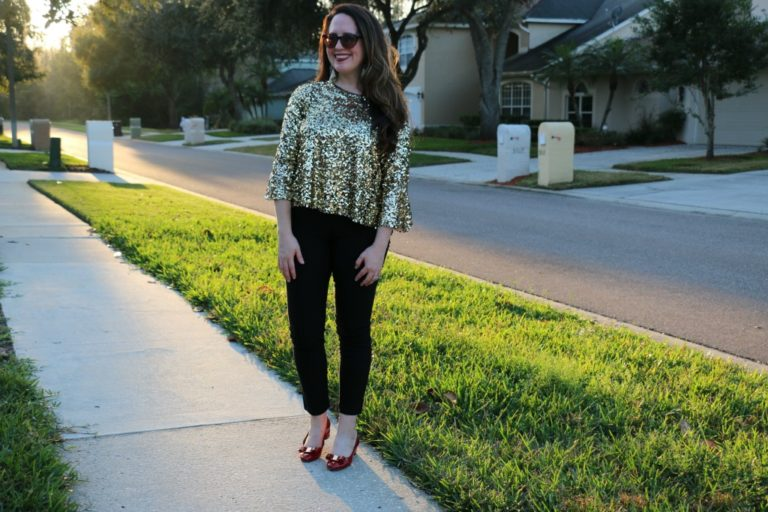 New Year's Eve Sparkle: How to Wear It