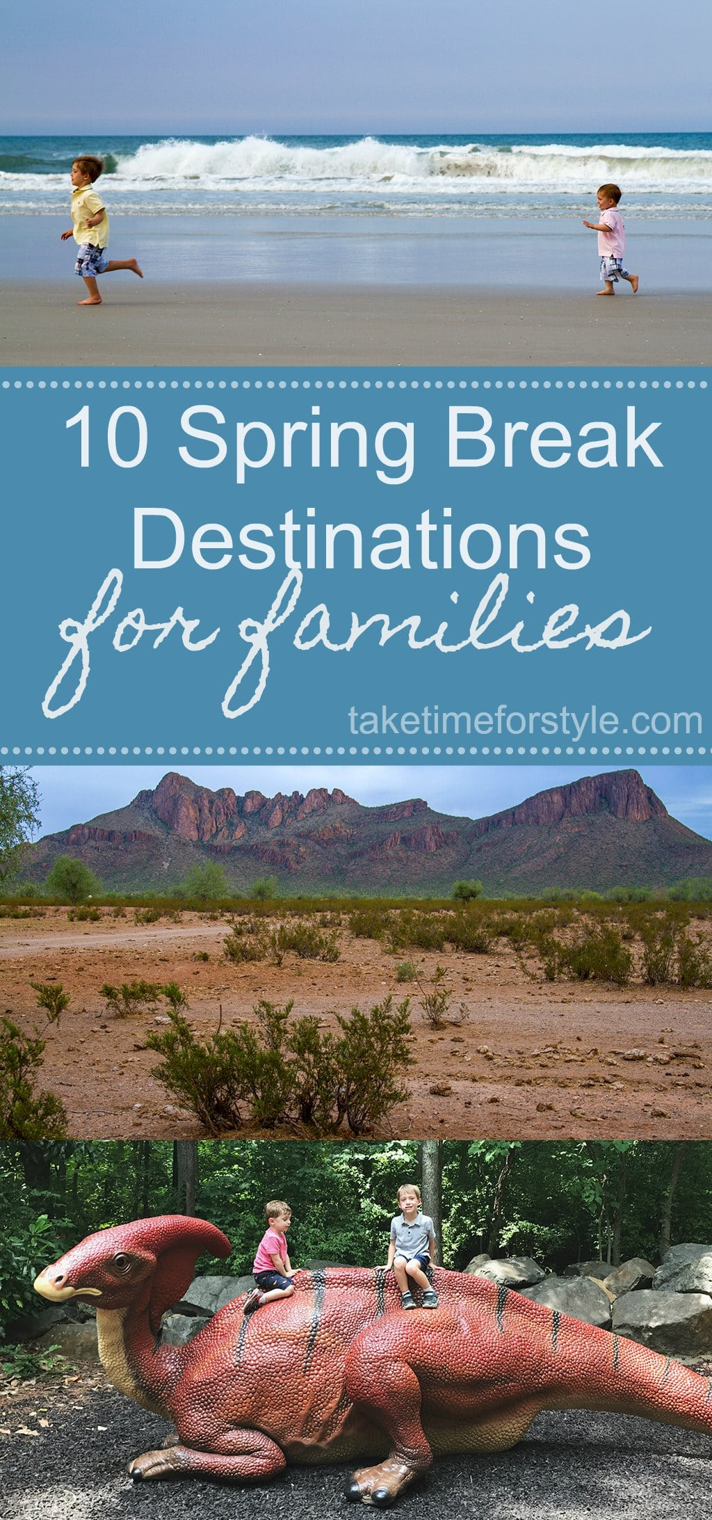 10 Spring Break Destinations