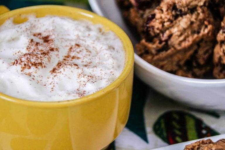 Salted Caramel Irish Coffee Recipe