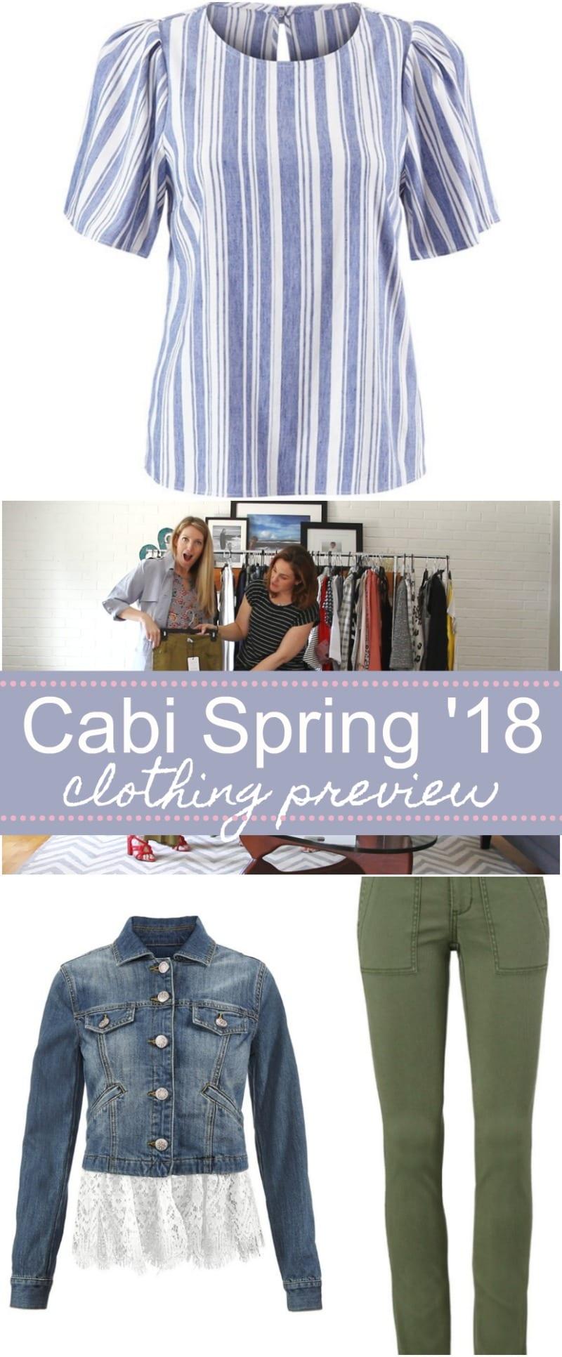 Cabi Spring Pin