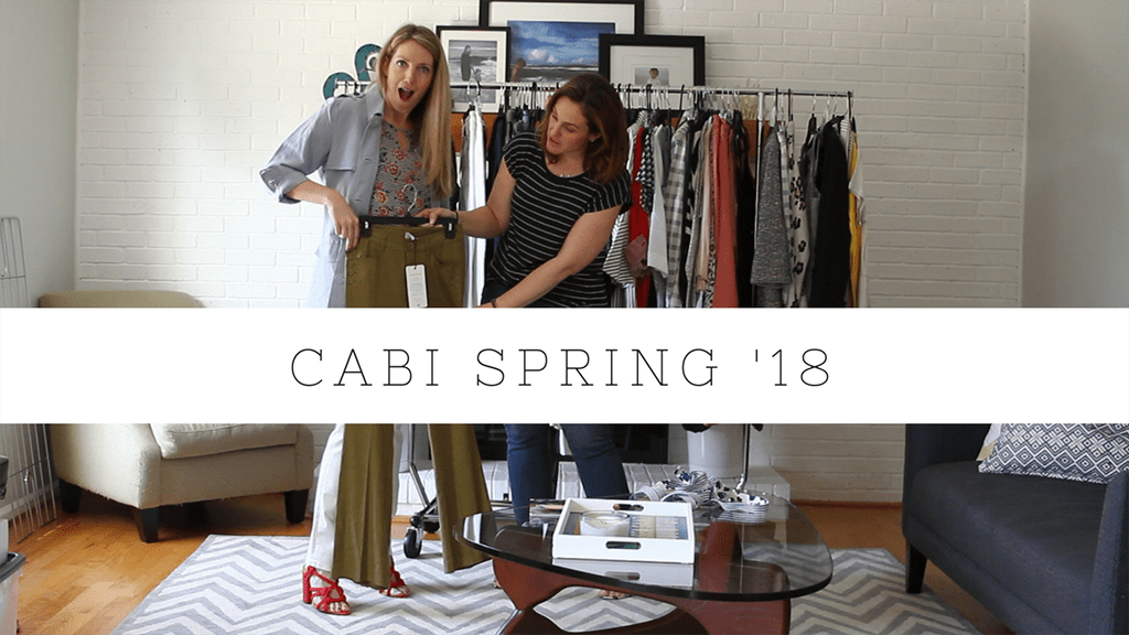 Cabi Spring 2018 Sneak Peek