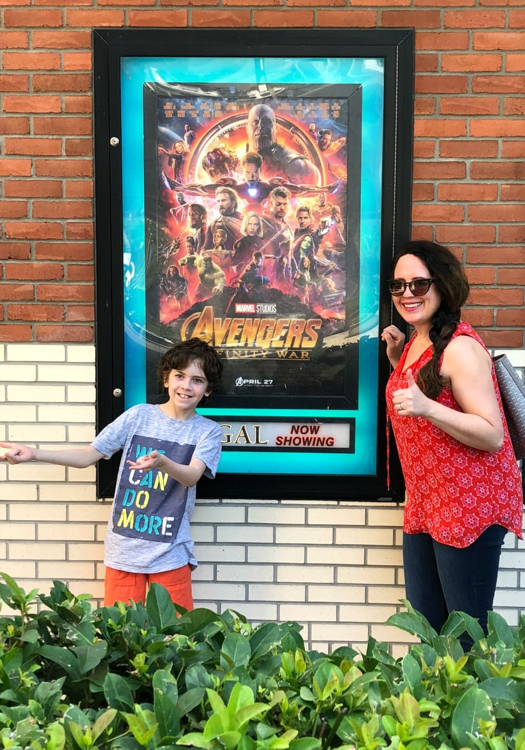 avengers: infinity war review for moms