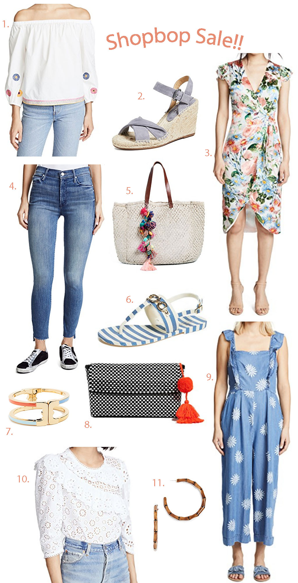 Shopbop Spring Sale Best Deals