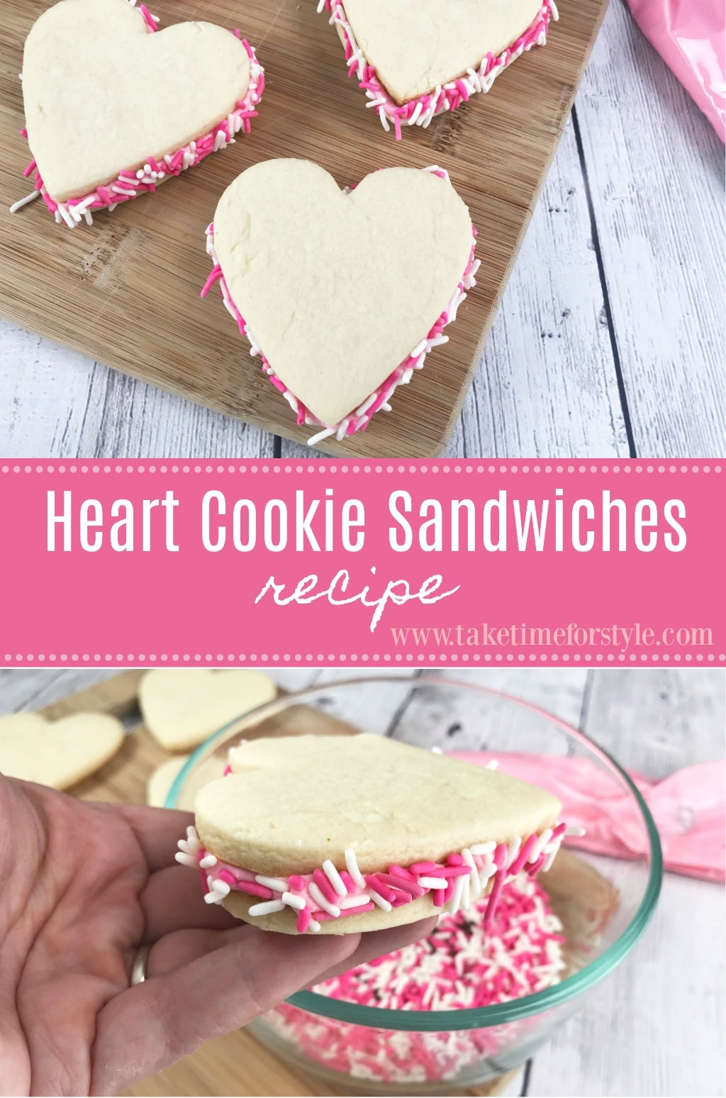heat cookie sandwiches recipe