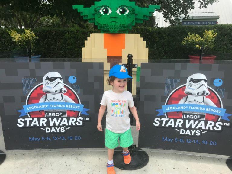 Lego Star Wars Days at Legoland Florida
