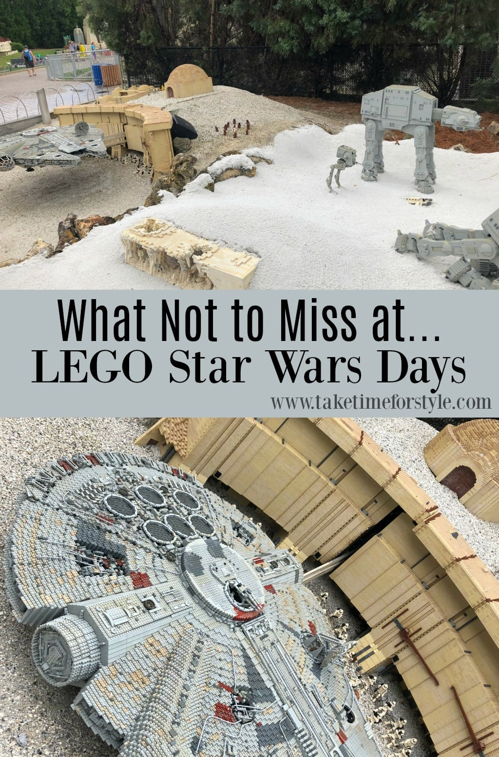 legoland florida star wars days
