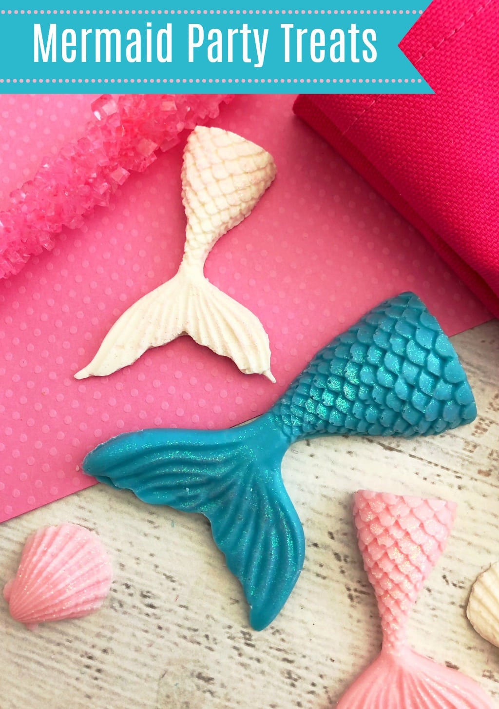 mermaid party treats