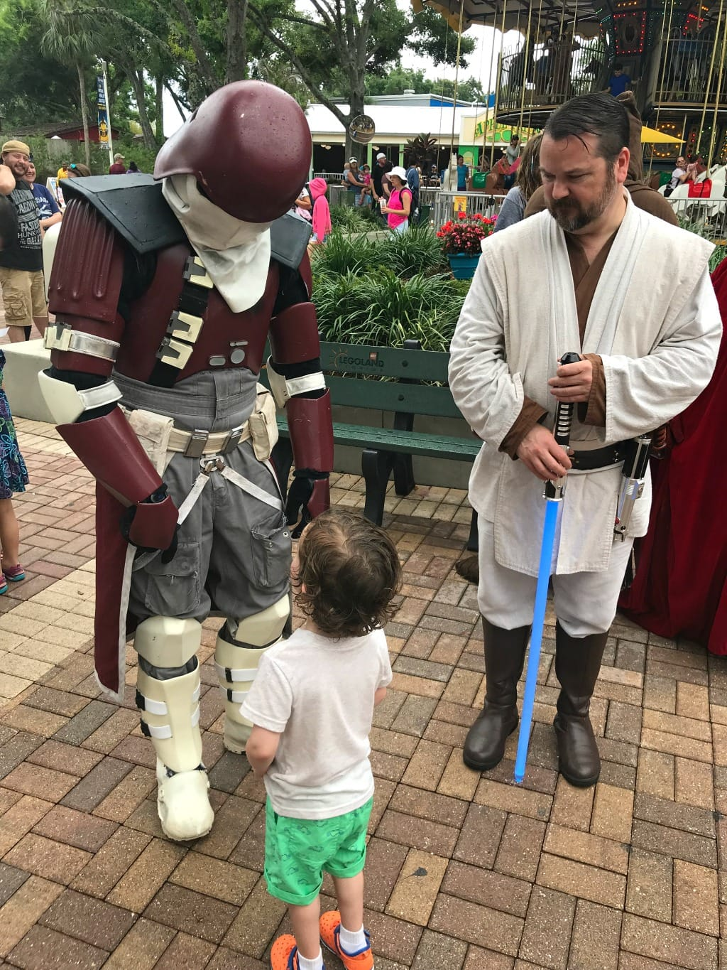 star wars meet and greet