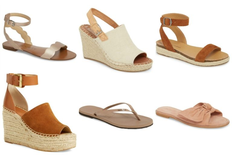 12 Pairs of Summer Sandals You Need Now