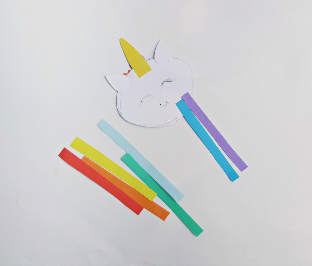 unicorn craft step 7