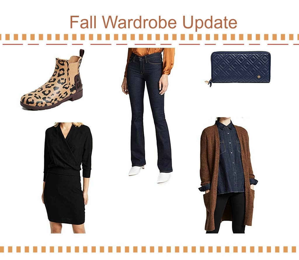 Fall Prep with Shopbop