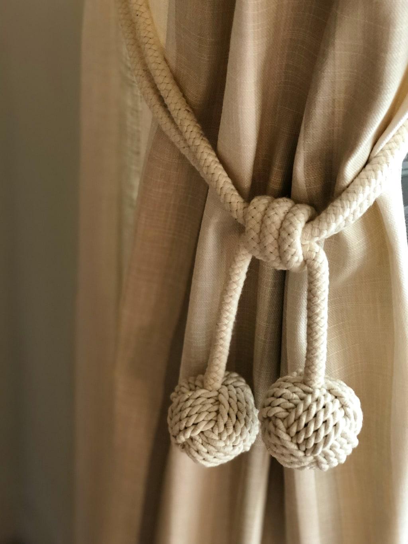 rope tiebacks