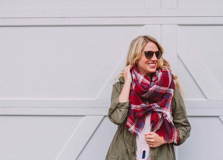 Create an Easy Fall Transitional Look