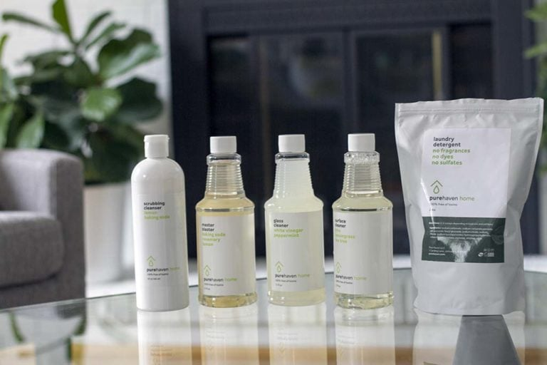 How I'm Working to Reduce Toxins At Home