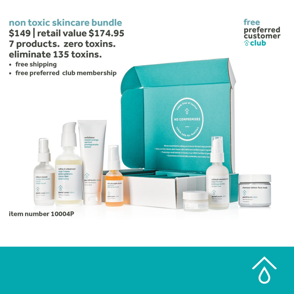 Pure Haven Skincare Bundle