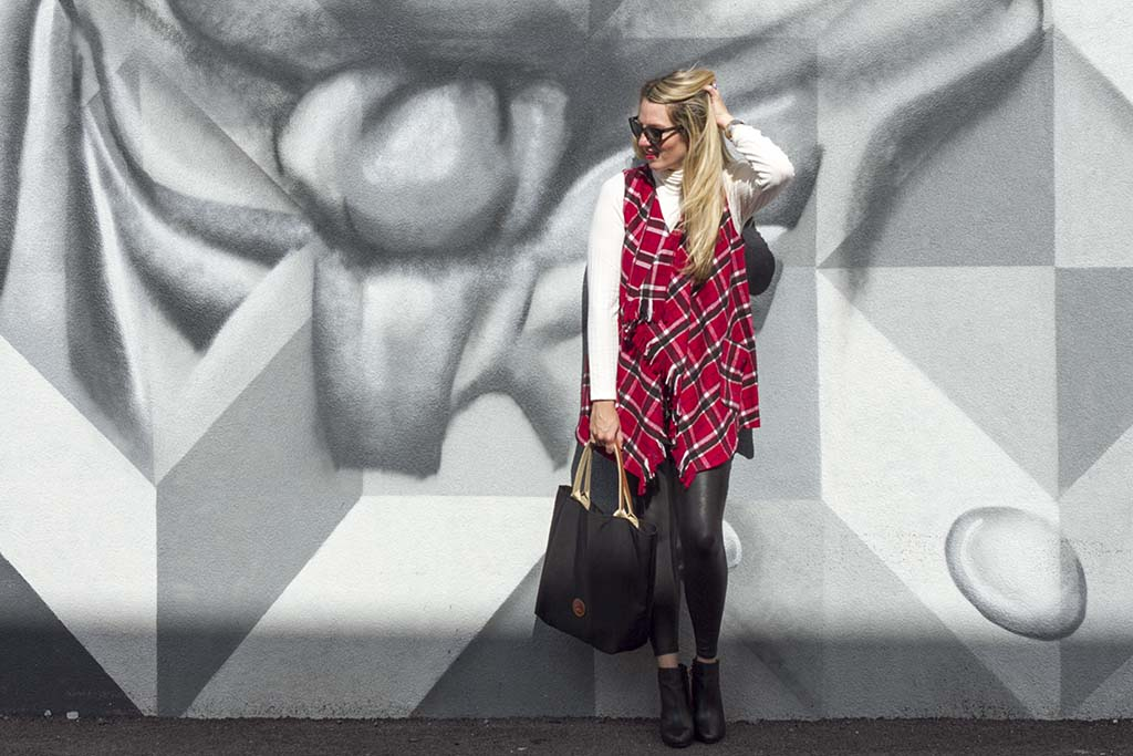 How to Style a Vest for Fall