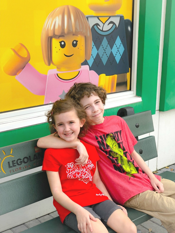 family fun at legoland florida