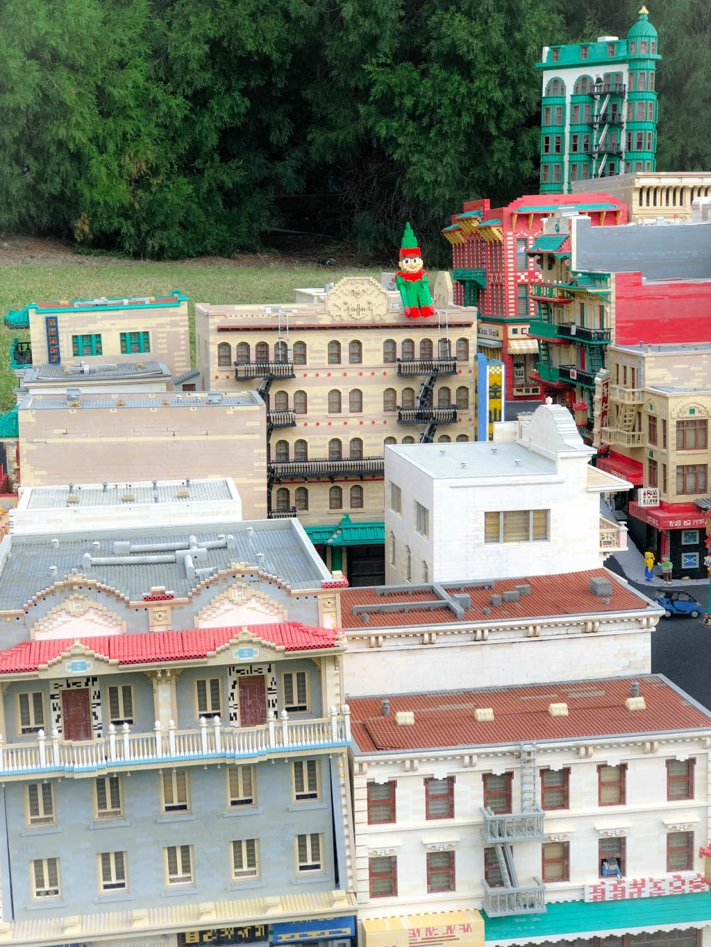 holiday surprises at legoland florida