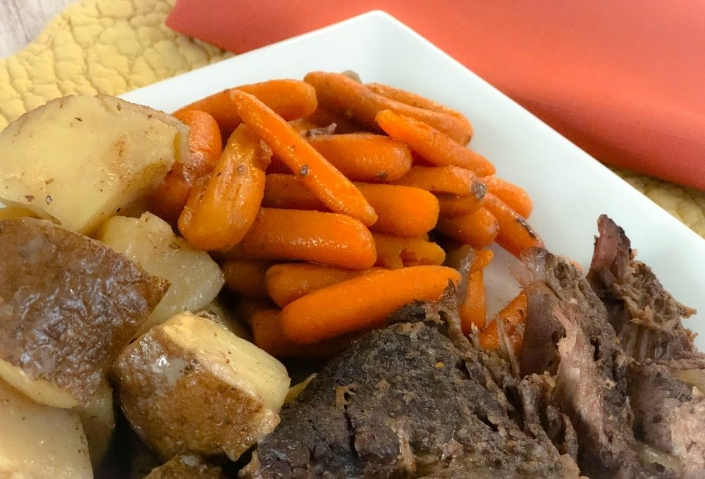 how to make easy pot roast