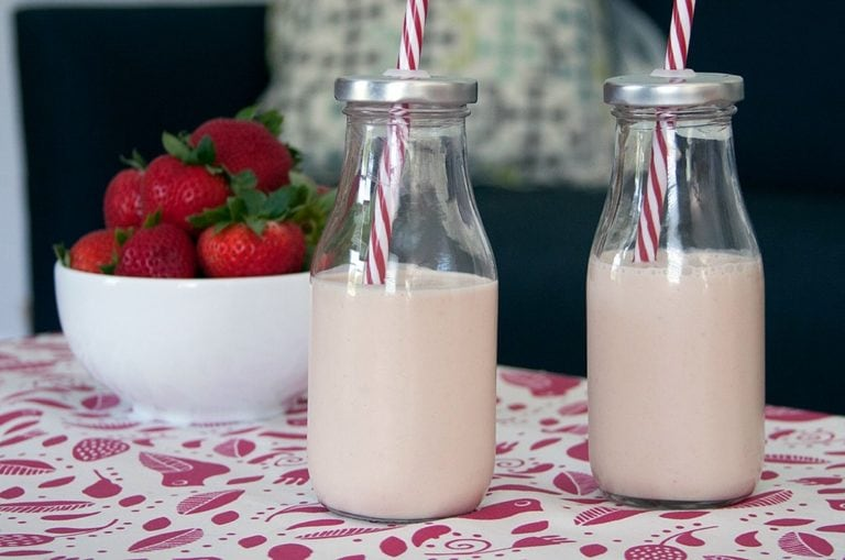 Must Try Healthy Milkshake Recipe