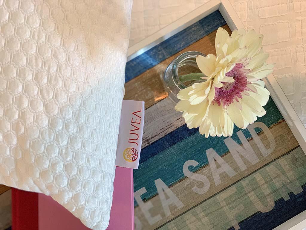 Juvea Pillow Close Up
