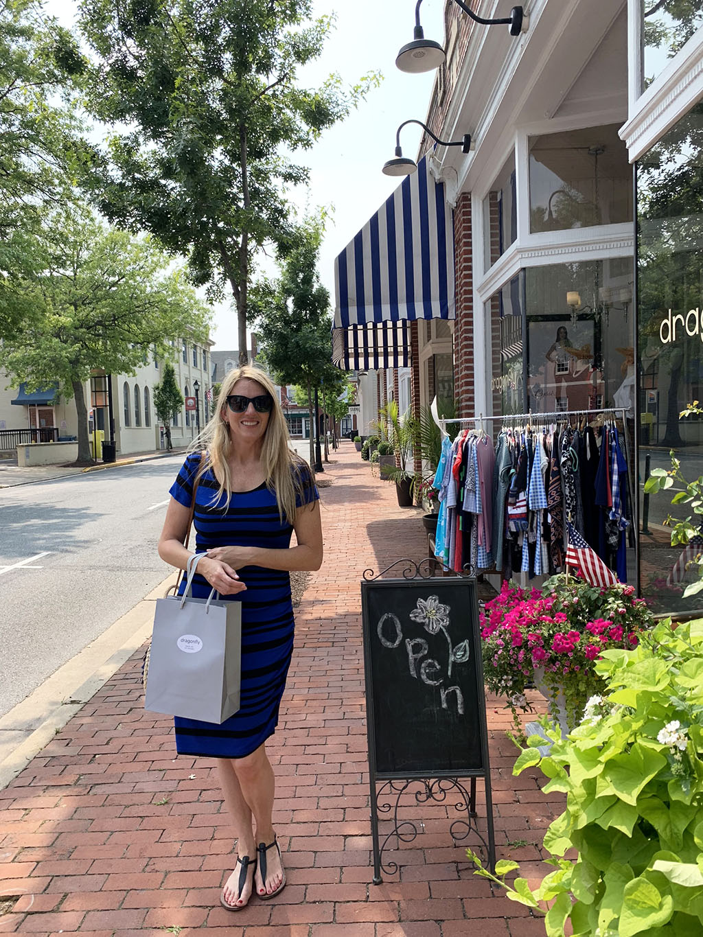Shopping in Easton Maryland
