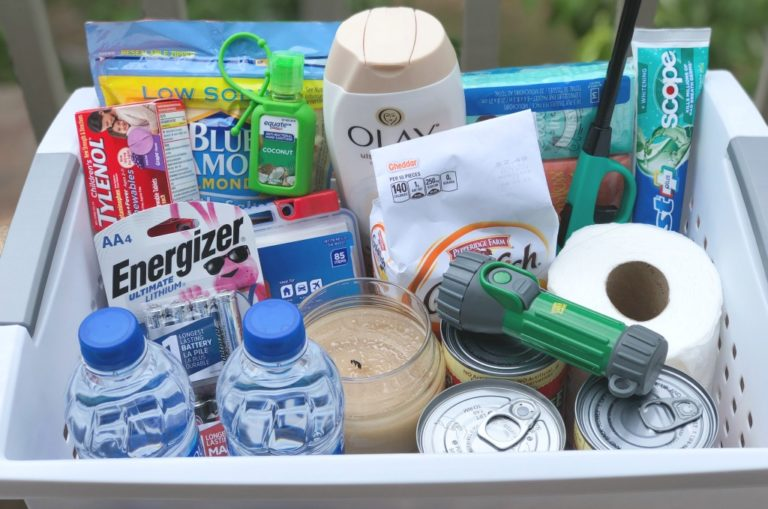 A Florida Girl's Storm Preparedness Kit Must-Haves