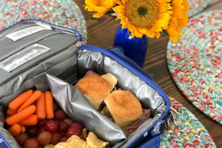 Must Try Lunchbox Idea: Cuban Sliders