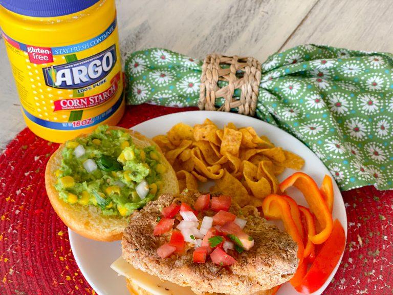 Super Crispy Oven Fried Chicken Sandwich – Southwest Style