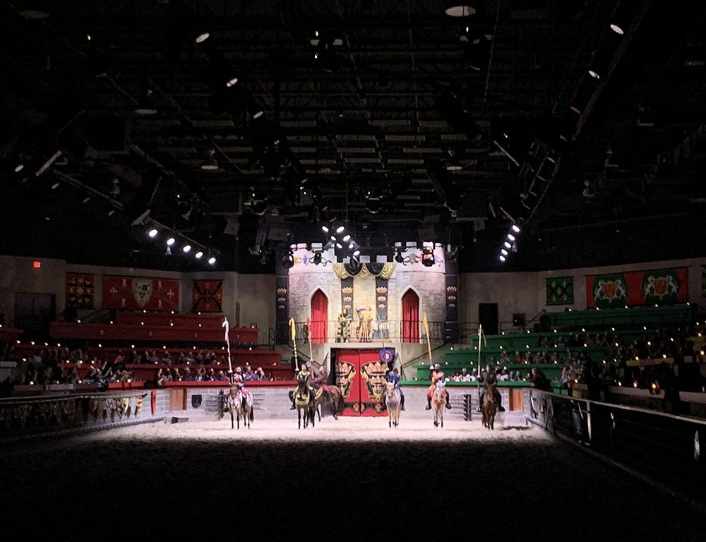 Medieval Times Show