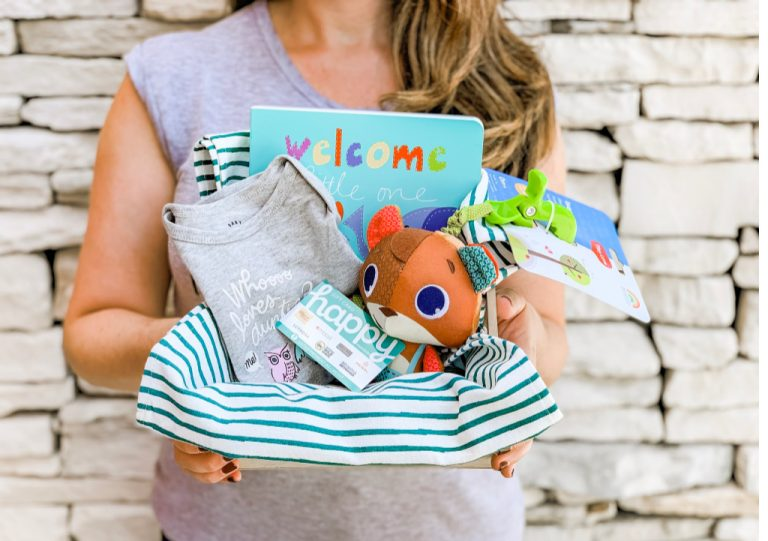 How to Give a New Mom Exactly What She Wants