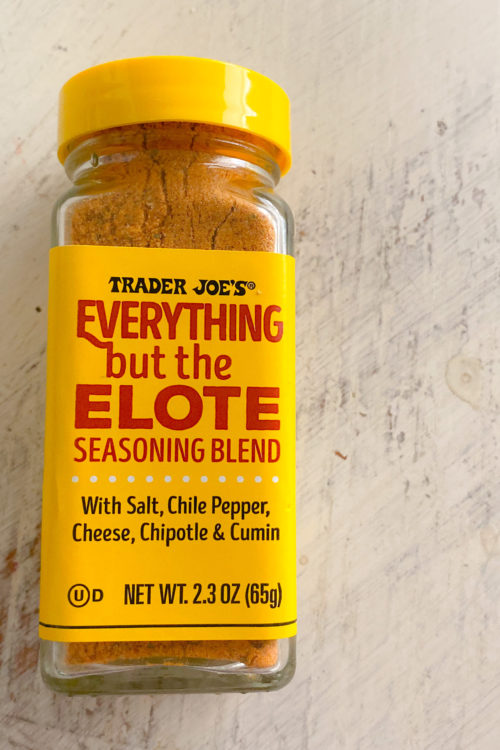 The New Trader Joe's Seasoning You Need Now: Everything but the Elote